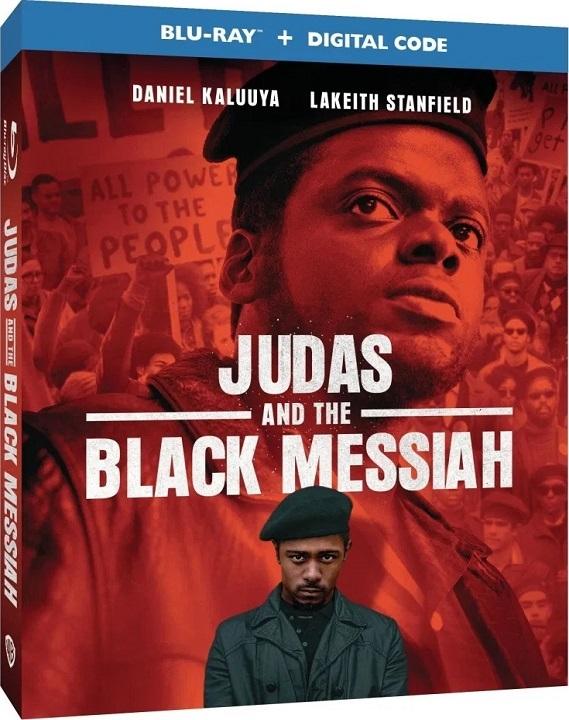 Judas and the Black Messiah Blu-ray