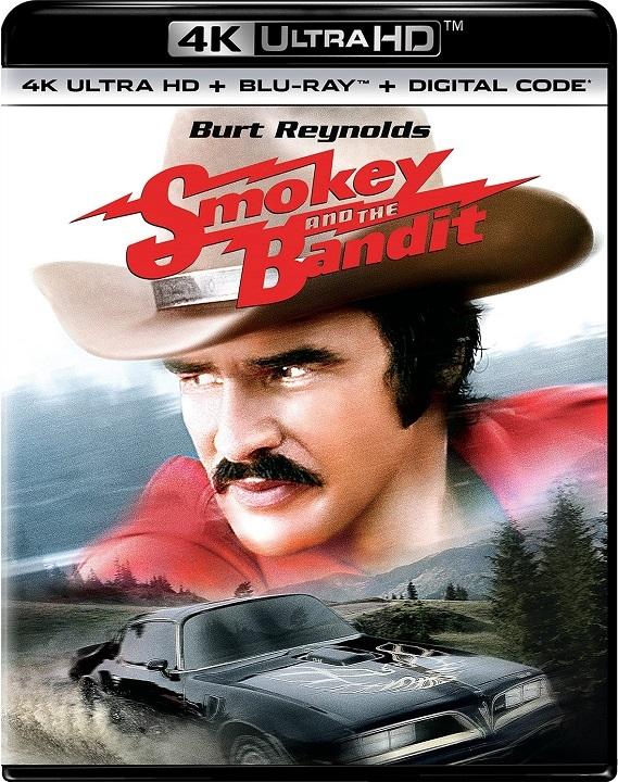 Smokey and the Bandit in 4K Ultra HD Blu-ray at HD MOVIE SOURCE