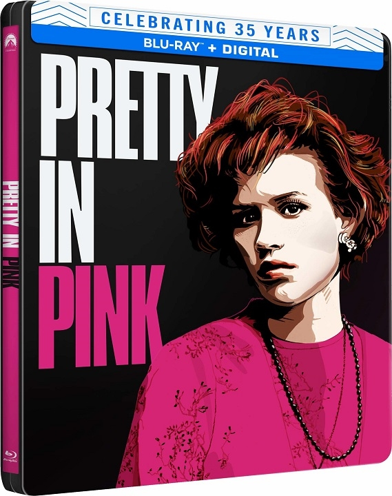 Pretty in Pink SteelBook Blu-ray
