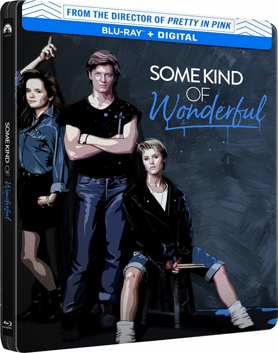 Some Kind of Wonderful SteelBook Blu-ray