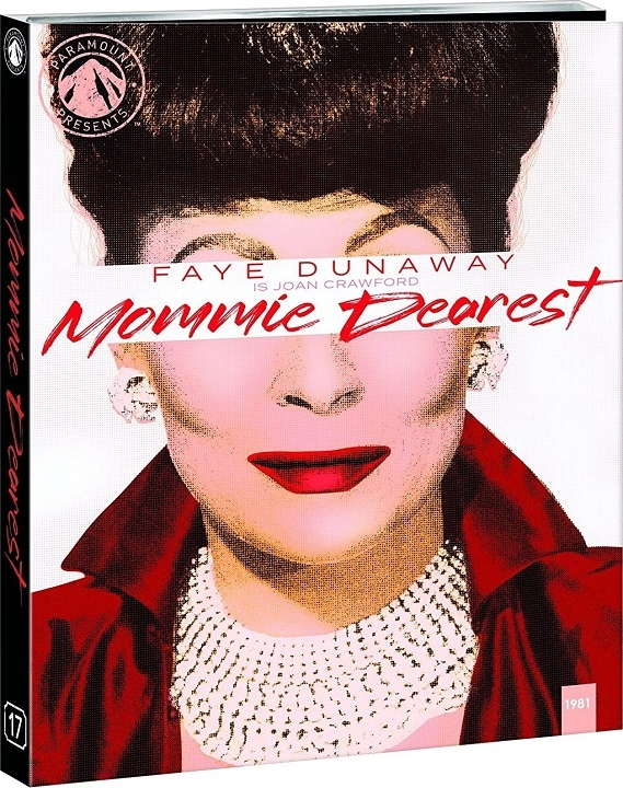 Mommie Dearest Blu-ray