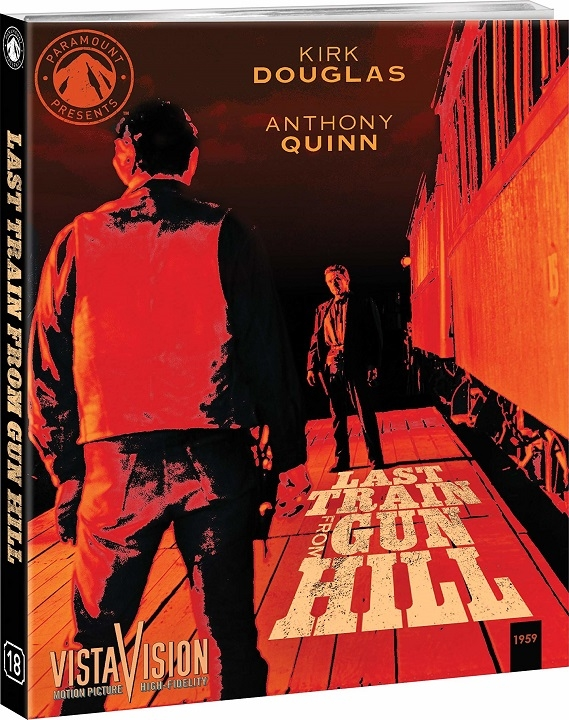 Last Train from Gun Hill Blu-ray