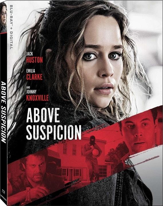 Above Suspicion Blu-ray