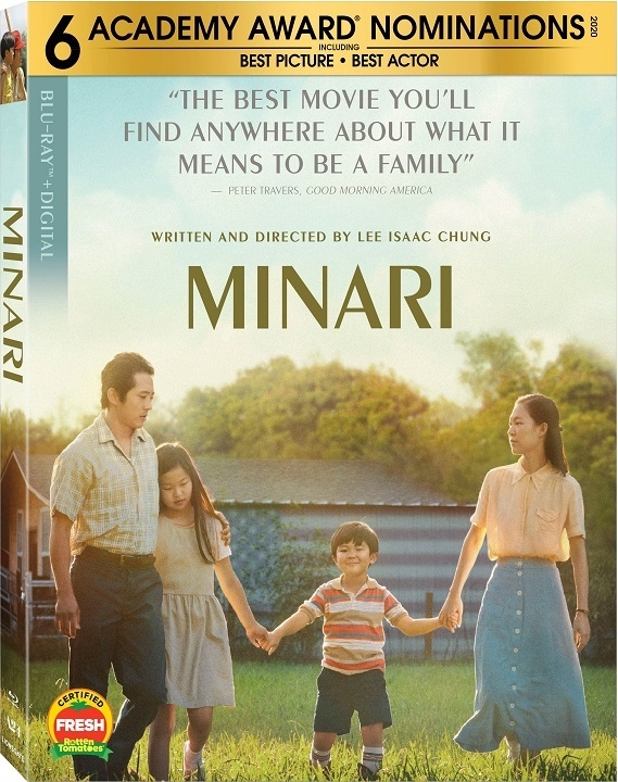 Minari Blu-ray