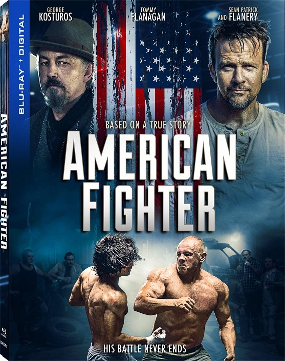 American Fighter Blu-ray
