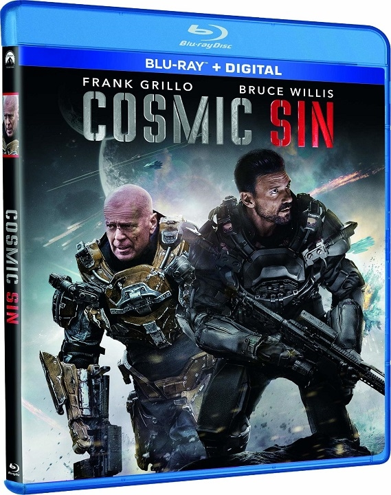 Cosmic Sin Blu-ray