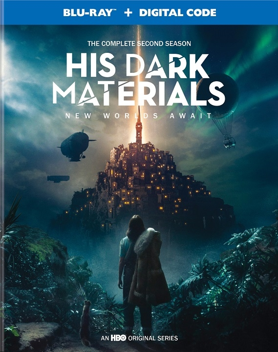 His Dark Materials: The Complete Second Season Blu-ray