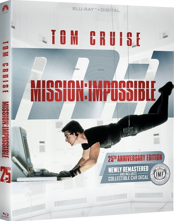 Mission: Impossible (25th Anniversary Edition) Blu-ray