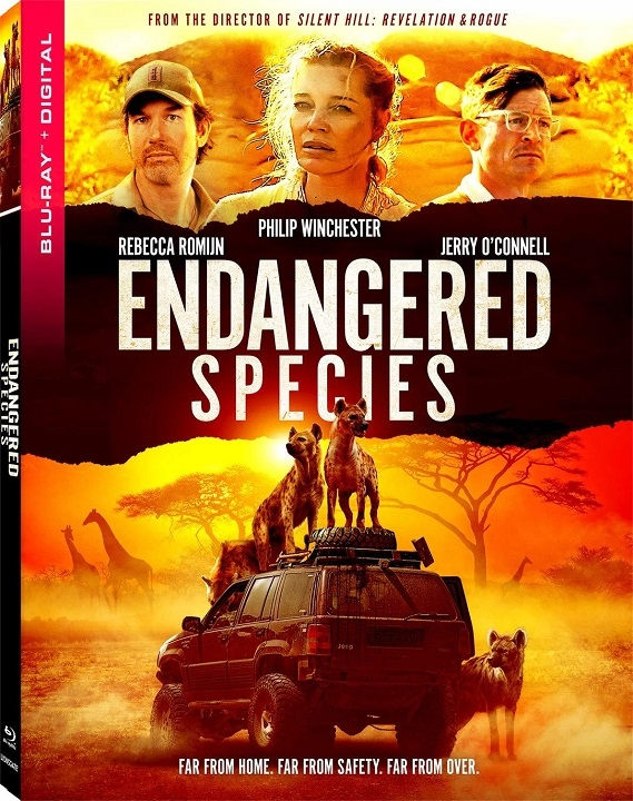 Endangered Species Blu-ray