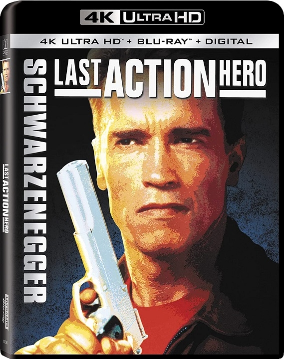 Last Action Hero in 4K Ultra HD Blu-ray at HD MOVIE SOURCE