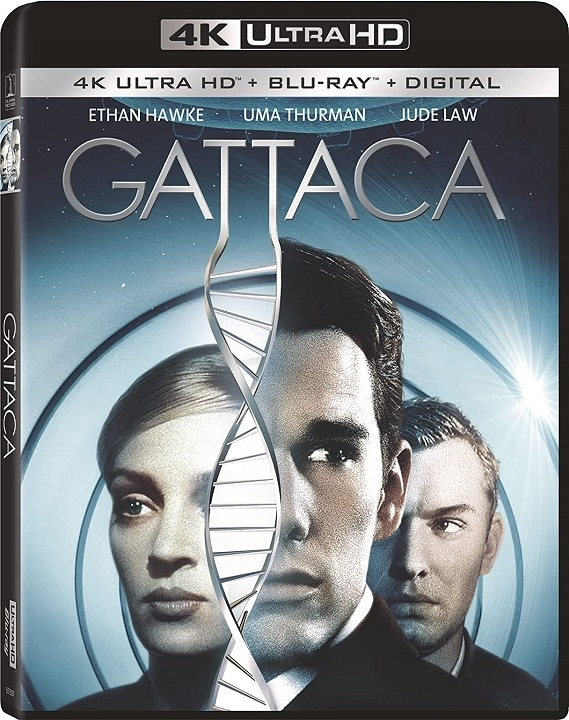 Gattaca in 4K Ultra HD Blu-ray at HD MOVIE SOURCE