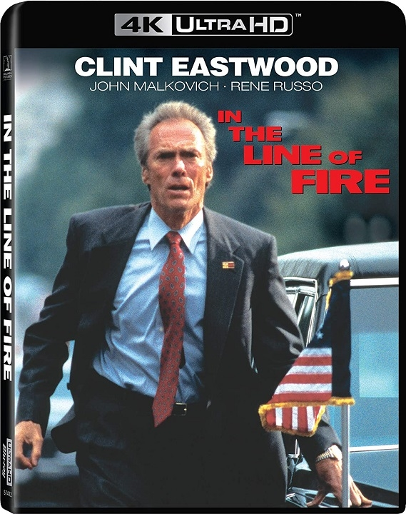 In the Line of Fire in 4K Ultra HD Blu-ray at HD MOVIE SOURCE