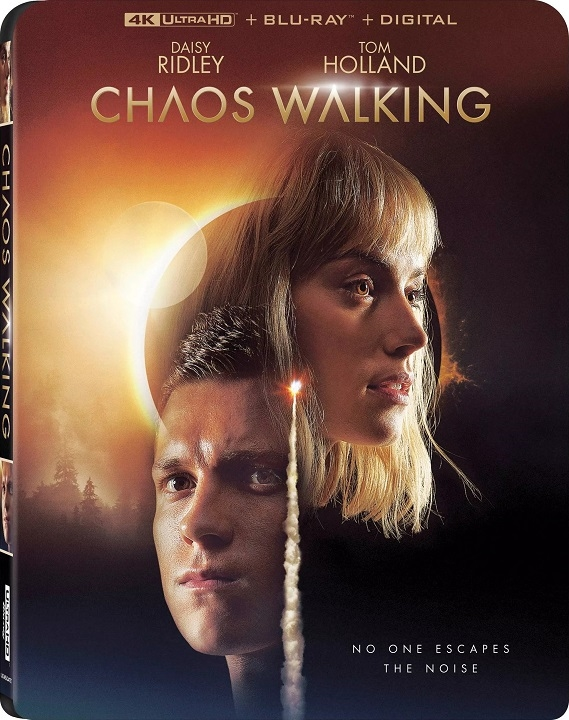 Chaos Walking in 4K Ultra HD Blu-ray at HD MOVIE SOURCE