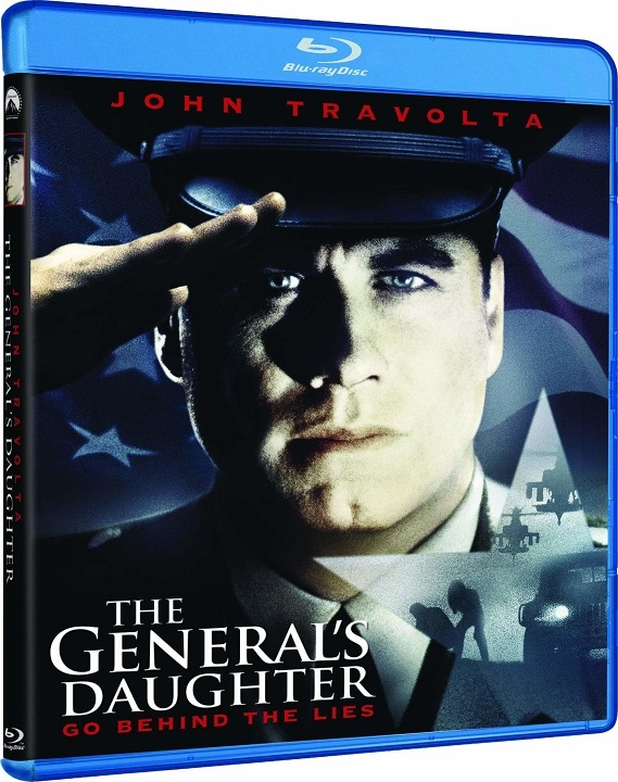 The General's Daughter Blu-ray