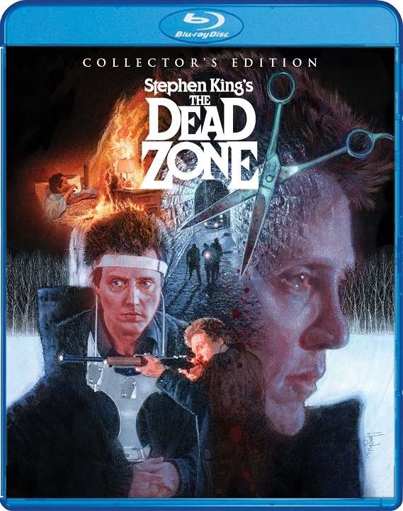 The Dead Zone Collector's Edition Blu-ray