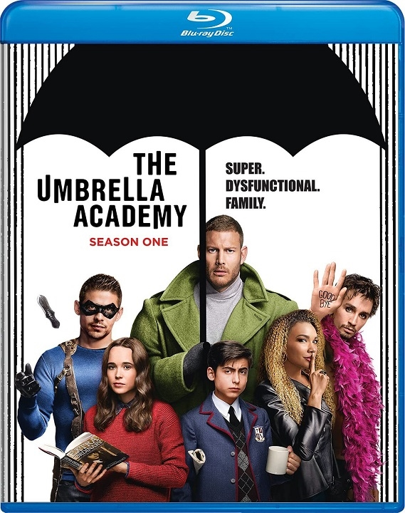 The Umbrella Academy: Season One Blu-ray