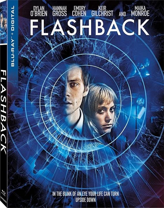 Flashback (2021) Blu-ray