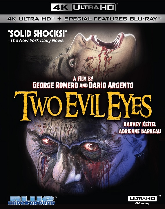 Two Evil Eyes in 4K Ultra HD Blu-ray at HD MOVIE SOURCE