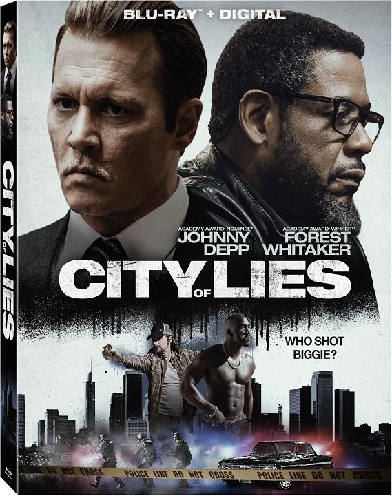 City of Lies Blu-ray