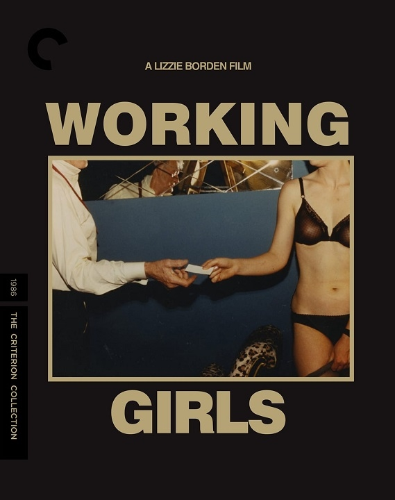 Working Girls (The Criterion Collection)(Blu-ray)(Region A)(Pre-order / Jul 13)