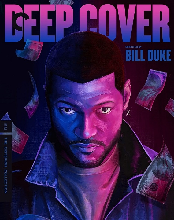 Deep Cover (The Criterion Collection)(Blu-ray)(Region A)(Pre-order / Jul 13)