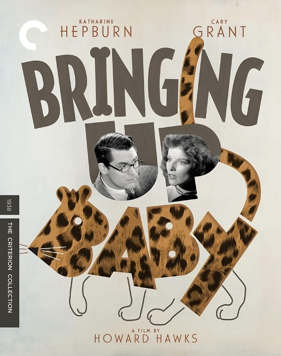Bringing Up Baby (The Criterion Collection)(Blu-ray)(Region A)(Pre-order / Jul 6)