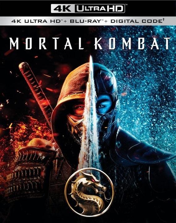 Mortal Kombat (2021) in 4K Ultra HD Blu-ray at HD MOVIE SOURCE