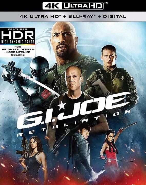 G.I. Joe 2: Retaliation in 4K Ultra HD Blu-ray at HD MOVIE SOURCE