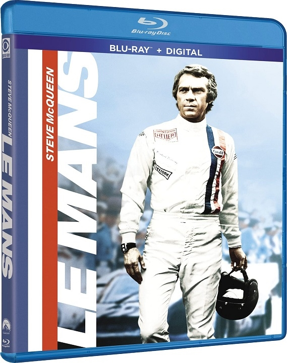 Le Mans (1971) Blu-ray