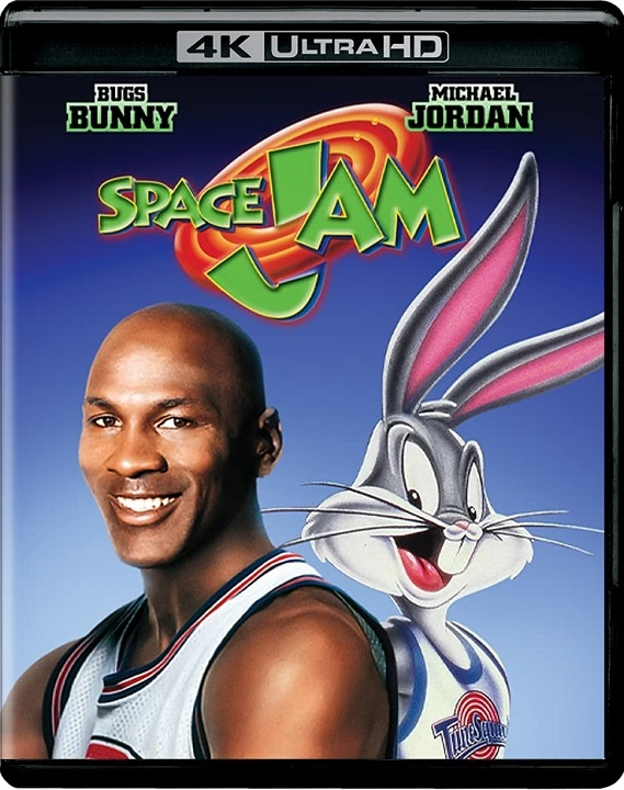 Space Jam (1996) in 4K Ultra HD Blu-ray at HD MOVIE SOURCE