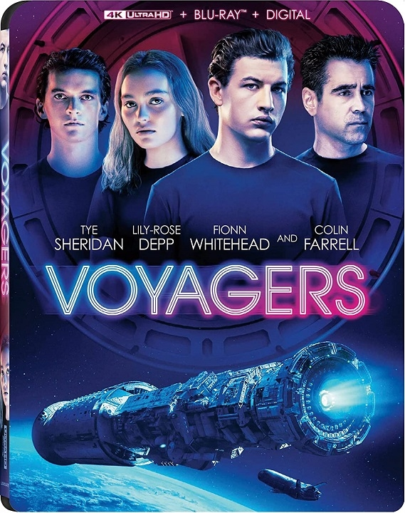 Voyagers in 4K Ultra HD Blu-ray at HD MOVIE SOURCE