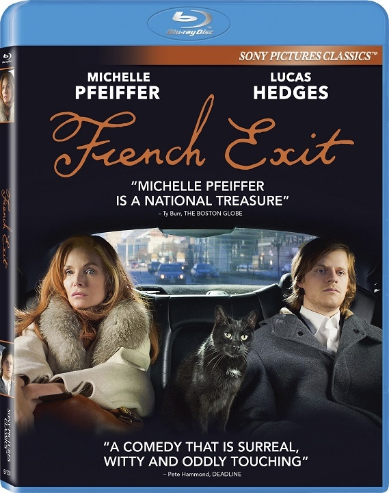 French Exit Blu-ray