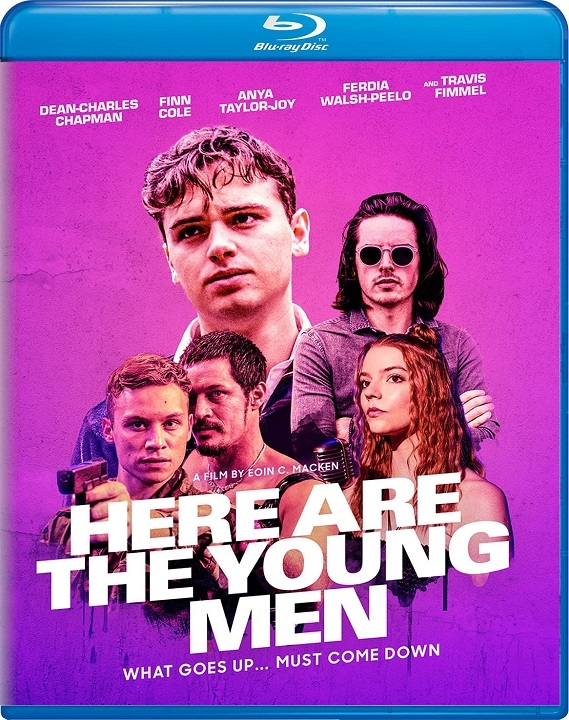 Here Are the Young Men Blu-ray