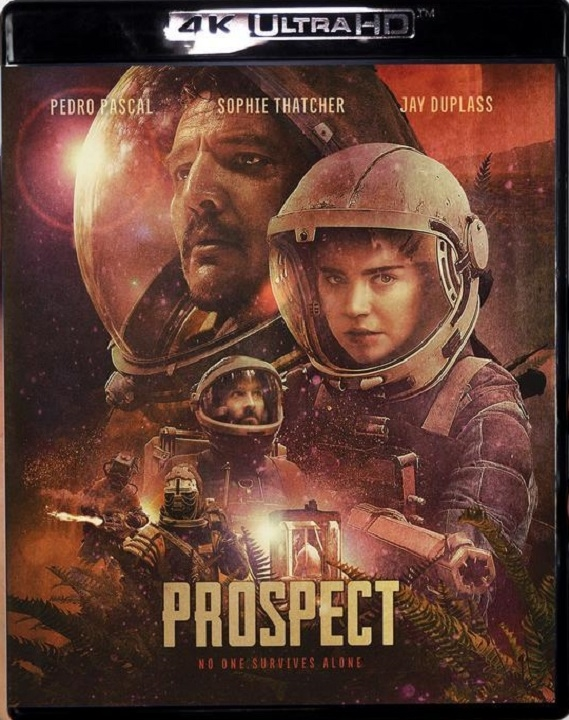 Prospect in 4K Ultra HD Blu-ray at HD MOVIE SOURCE