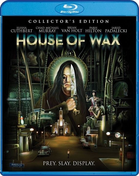 House of Wax Collector's Edition Blu-ray