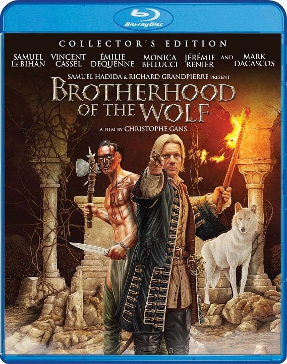 Brotherhood of the Wolf Collector's Edition Blu-ray