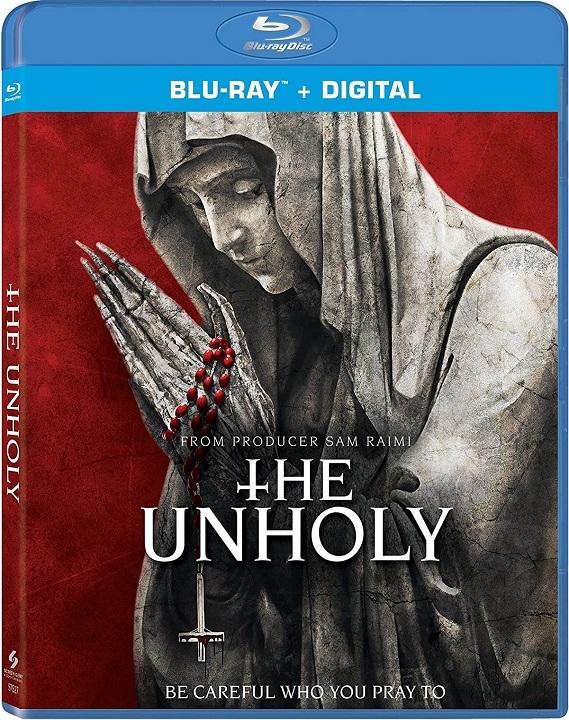 The Unholy Blu-ray