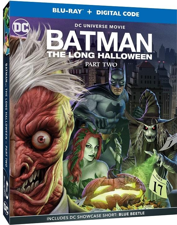 Batman: The Long Halloween, Part Two Blu-ray