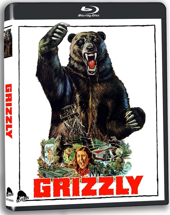 Grizzly 1976 Blu-ray