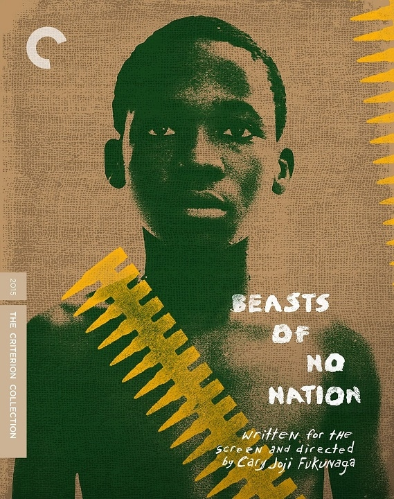 Beasts of No Nation (The Criterion Collection)(Blu-ray)(Region A)(Pre-order / Aug 31)