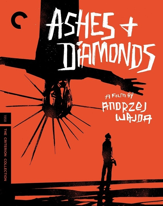 Ashes and Diamonds (The Criterion Collection)(Blu-ray)(Region A)(Pre-order / Aug 24)