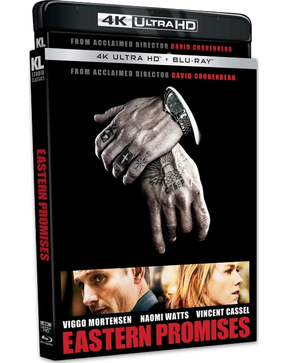 Eastern Promises in 4K Ultra HD Blu-ray at HD MOVIE SOURCE