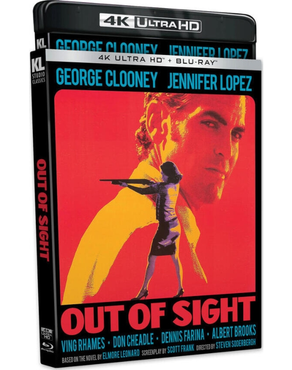 Out of Sight in 4K Ultra HD Blu-ray at HD MOVIE SOURCE