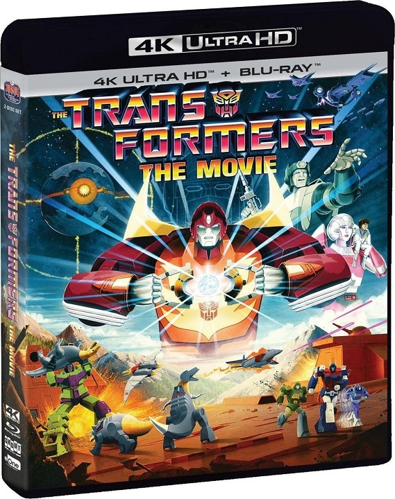 The Transformers: The Movie (1986) in 4K Ultra HD Blu-ray at HD MOVIE SOURCE