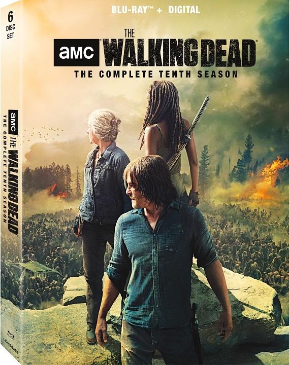 The Walking Dead: Season Ten Blu-ray