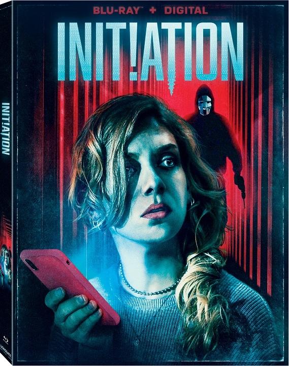 Initiation (2021) Blu-ray