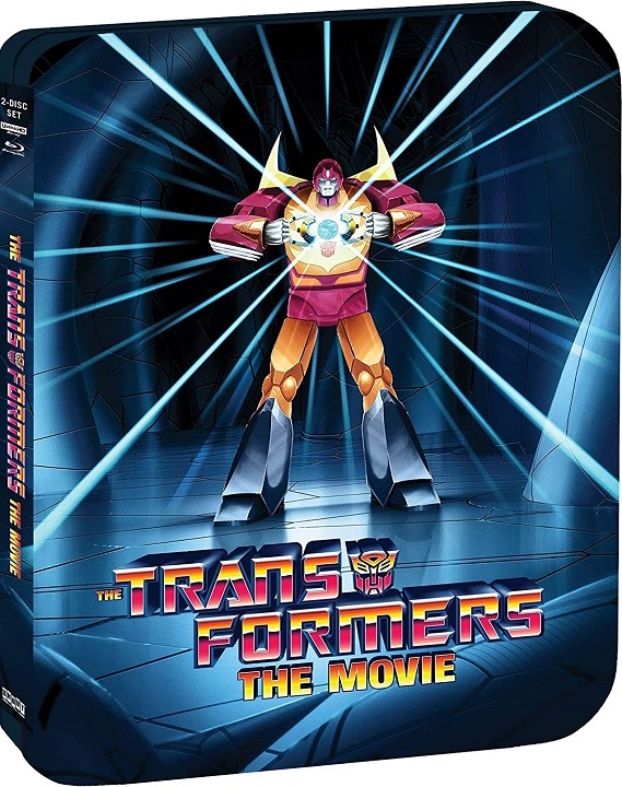 The Transformers: The Movie (1986)(SteelBook) in 4K Ultra HD Blu-ray at HD MOVIE SOURCE