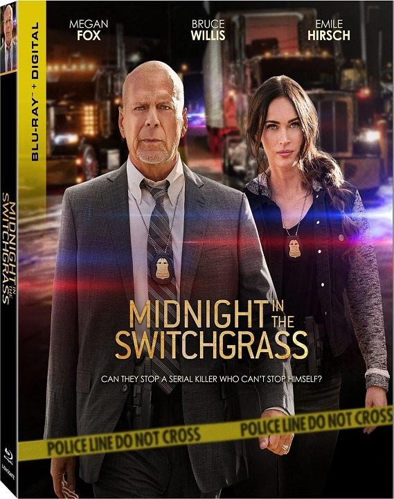 Midnight in the Switchgrass Blu-ray