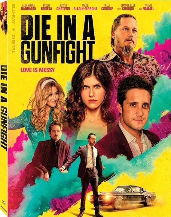 Die in a Gunfight Blu-ray