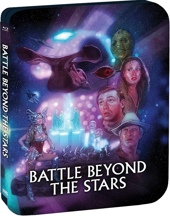 Battle Beyond the Stars Limited Edition Steelbook Blu-ray